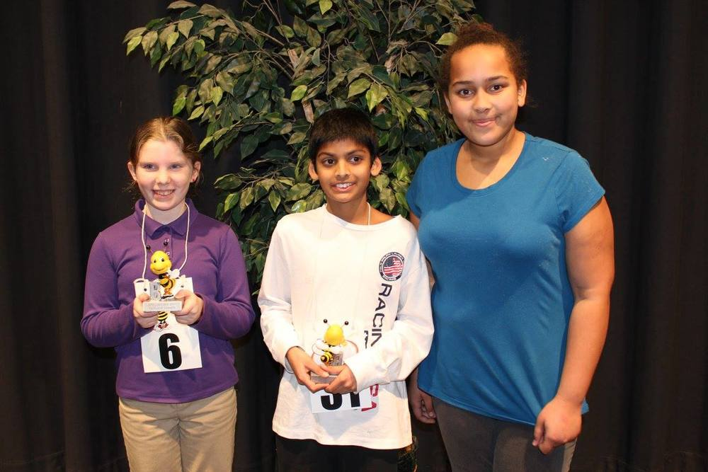 LPS hosts Region 17 Spelling Bee