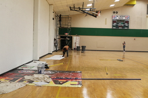 Pre-enrollment, gym renovations and more this February at MMS