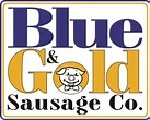 Blue and Gold Sausage from Lawton FFA